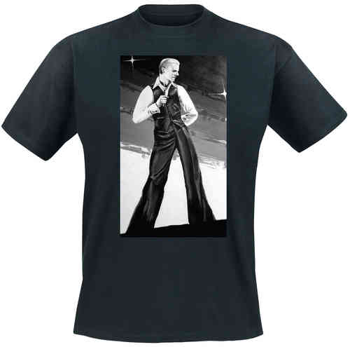 David Bowie-T-Shirt